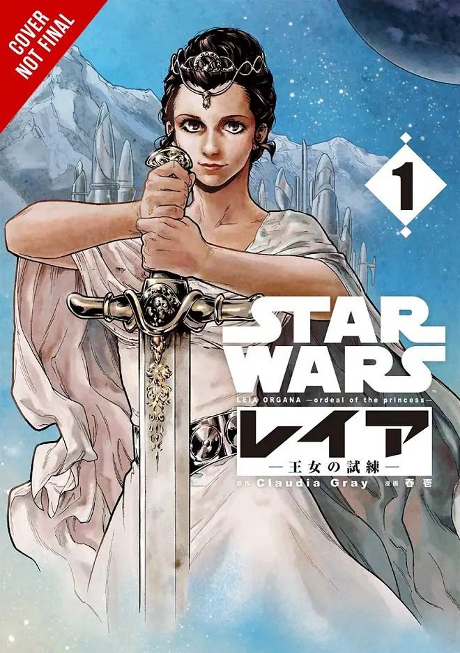 Star Wars Yen Press