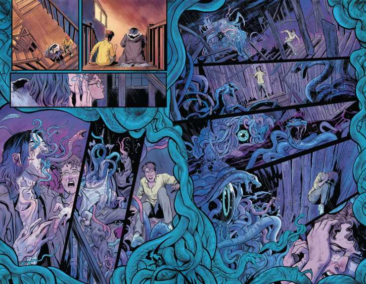 DC Preview: The Dreaming: Waking Hours #1