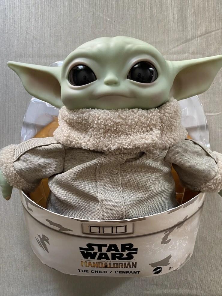 The Mandalorian - The Child - Baby Yoda
