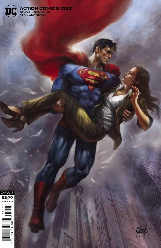 DC Preview: Action Comics #1022