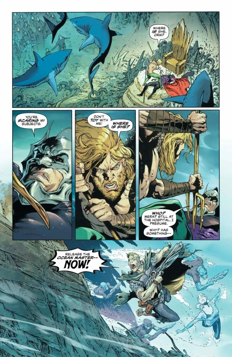 DC Preview: Aquaman #59