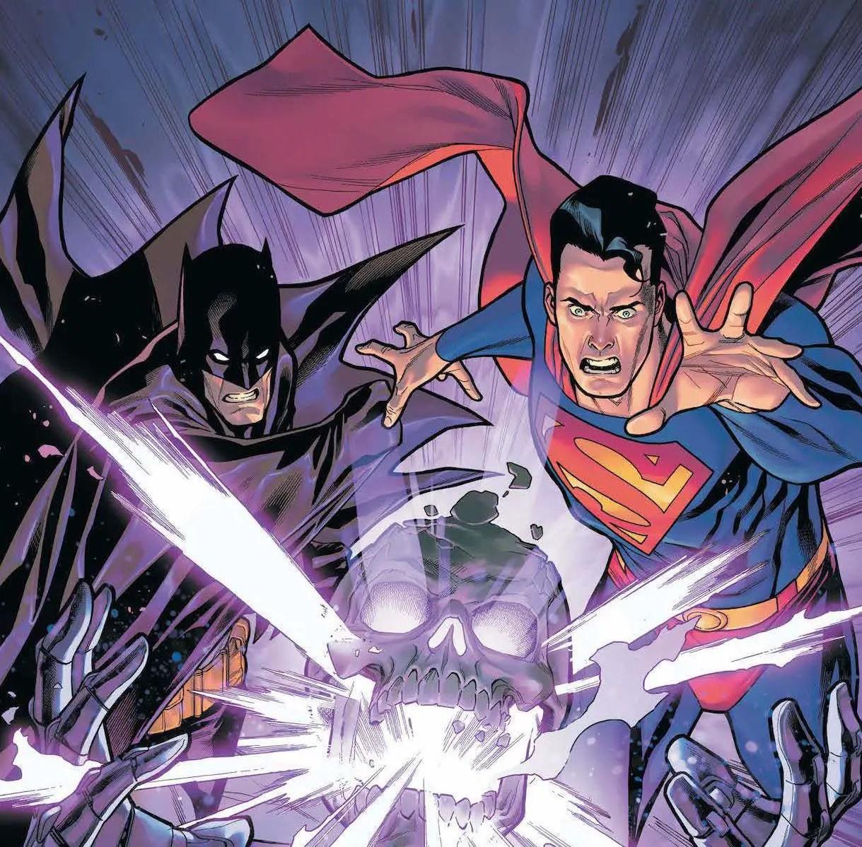 'Batman/Superman' #9 review