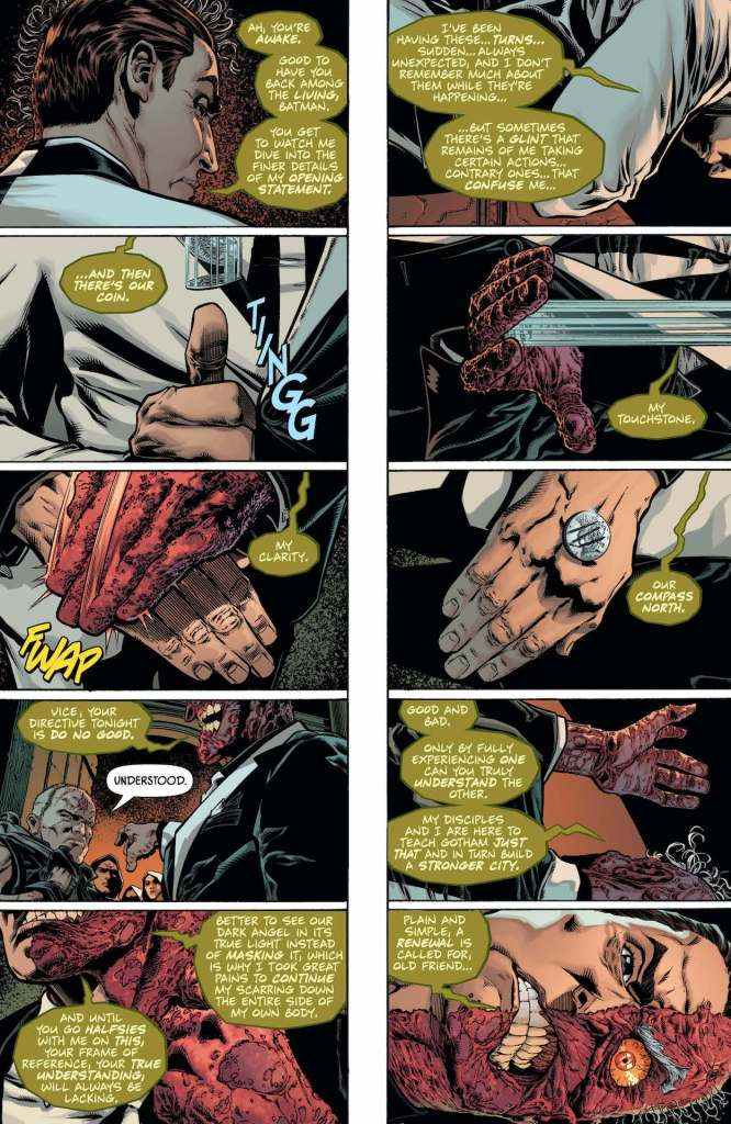 """Detective Comics #1022 features """"Ugly Heart"""" part three!"""