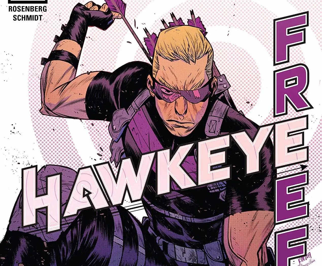 Hawkeye Freefall #5