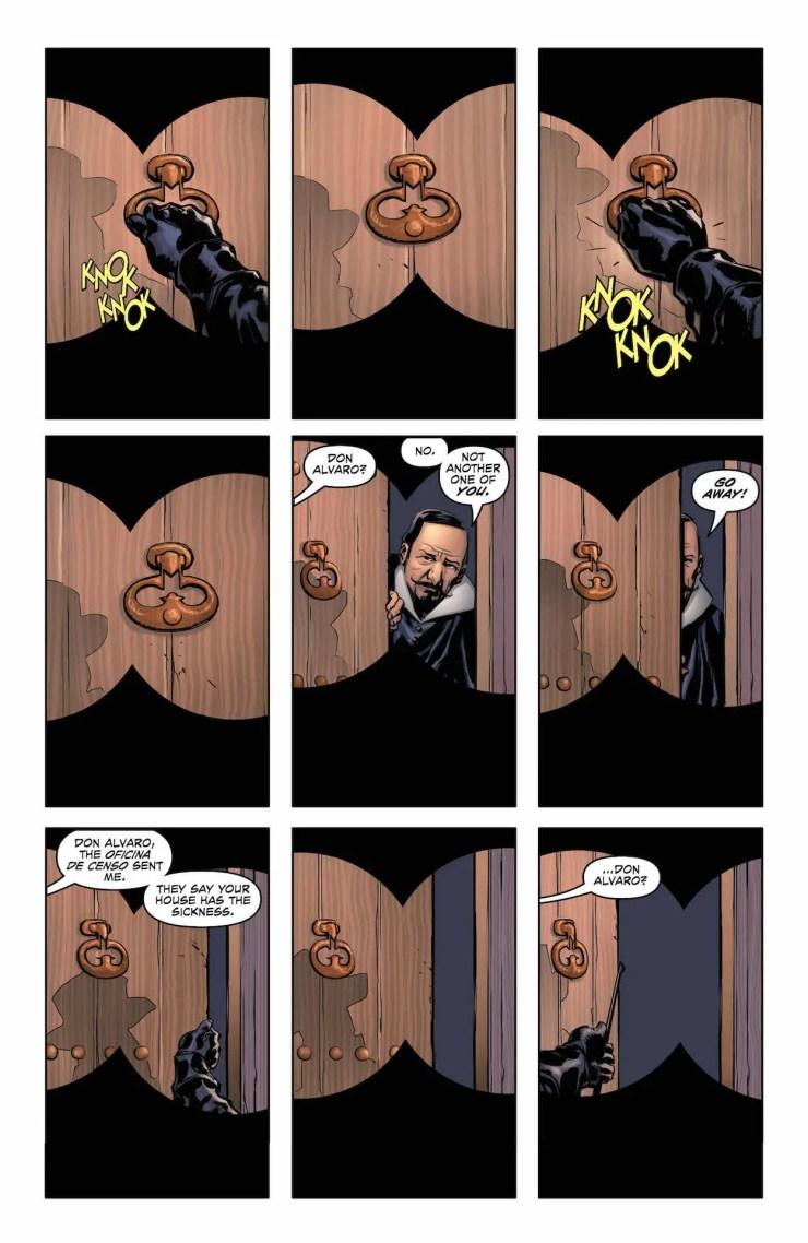 DC Preview: Hawkman #23