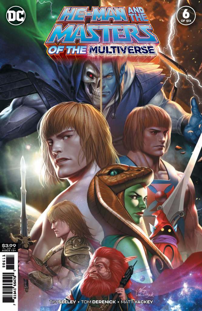 It's the finale in He-Man and the Masters of the Multiverse #6!