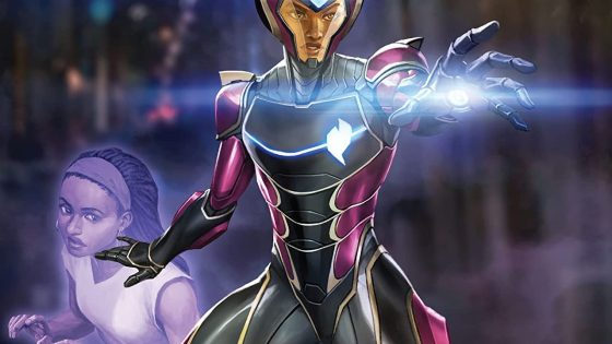 The 2020 Marvel Comics event has been put on hold due to the pandemic, but it's soon to return June 24th with its fourth issue. Before that though, Vita Ayala and Danny Lore bring us a two part Ironheart tie-in, out today. The now digital-only miniseries focuses in on Riri Williams at a time when a new law prohibits anyone under the age of 21 to be a superhero. That'll make being a hero tricky -- but this is Riri Williams we're talking about.