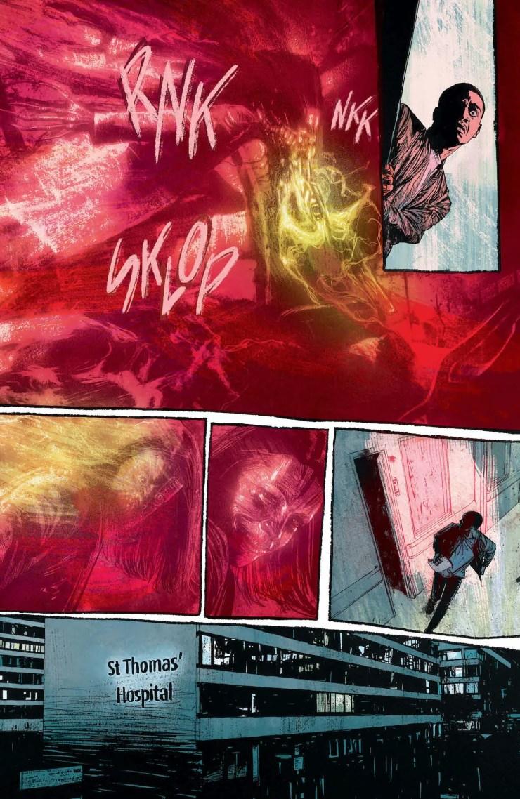DC Preview: John Constantine: Hellblazer #6