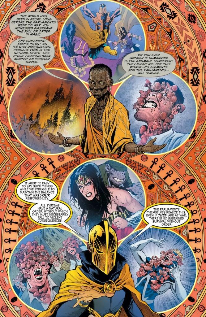 Justice League Dark #22
