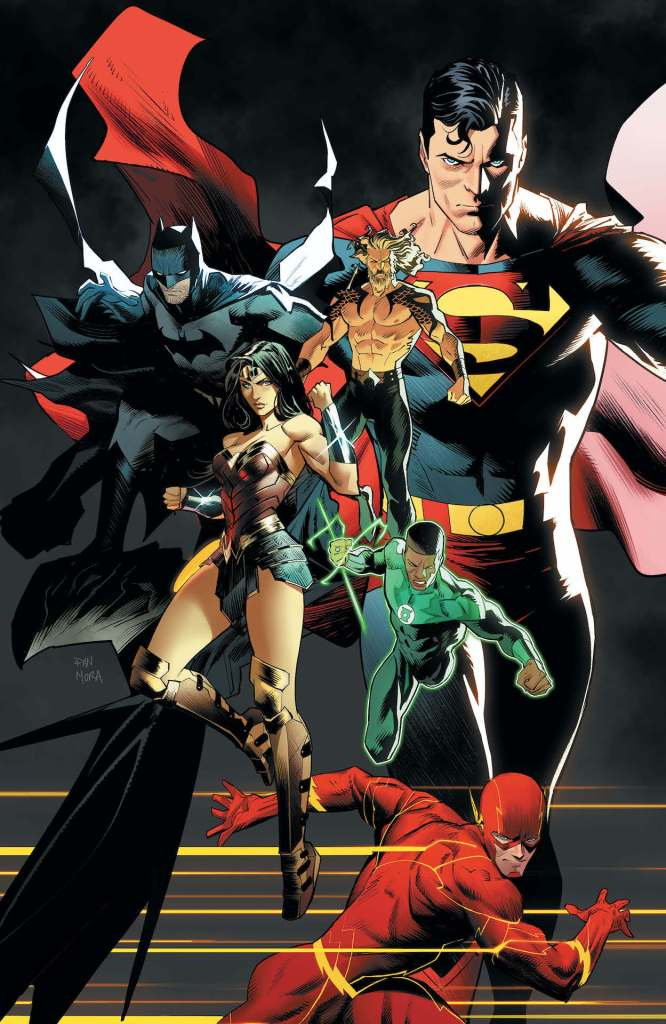 The Spirit of Vengeance goes global in Justice League #45.