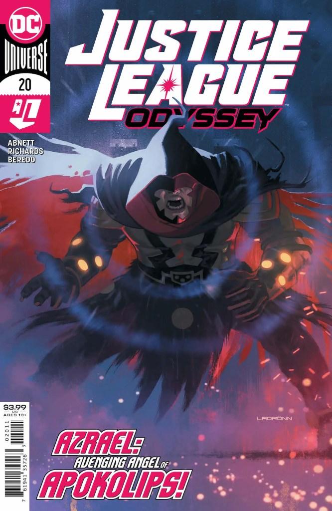 Justice League Odyssey #20