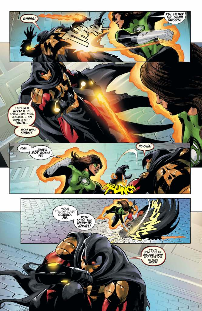 DC Preview: Justice League Odyssey #20