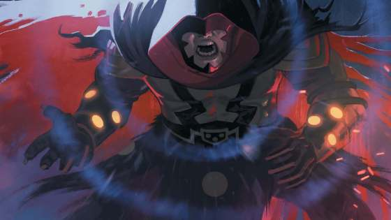 As Darkseid threatens reality as we know it, Epoch, the Lord of Time, has a plan to stop him…