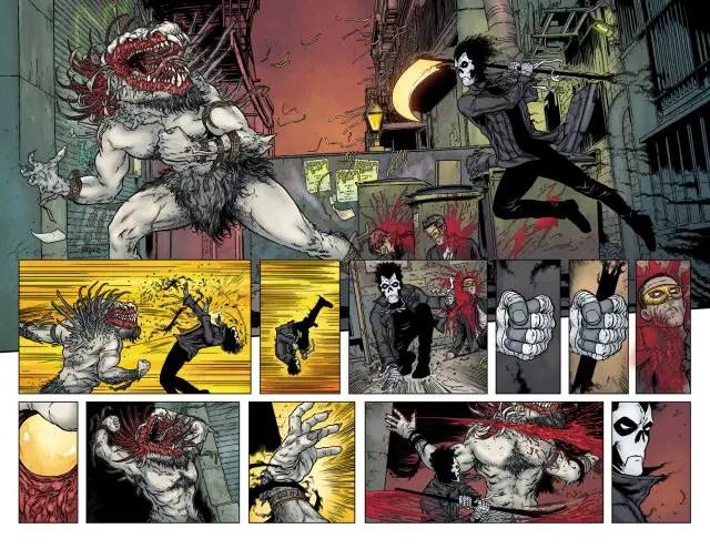 Cullen Bunn serves up fresh horror with 'Shadowman' series