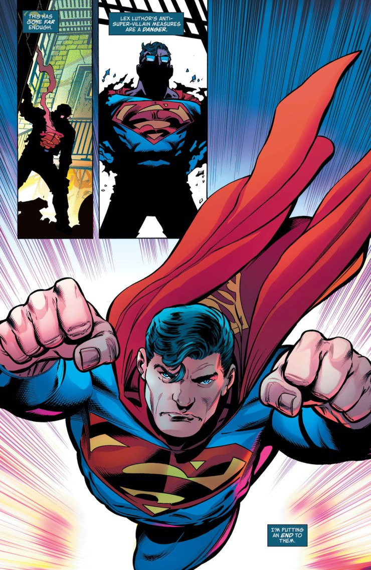 DC Preview: Superman: Man of Tomorrow #6