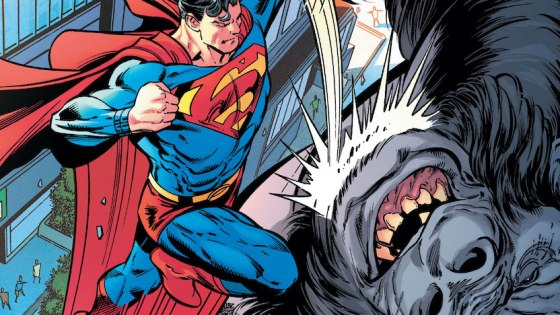Lex Luthor's gone Big Brother in Metropolis to put an end to crime, and Superman with it!