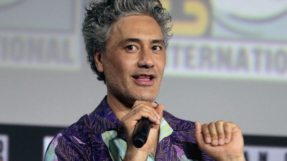 Taika Waititi at Comic-Con
