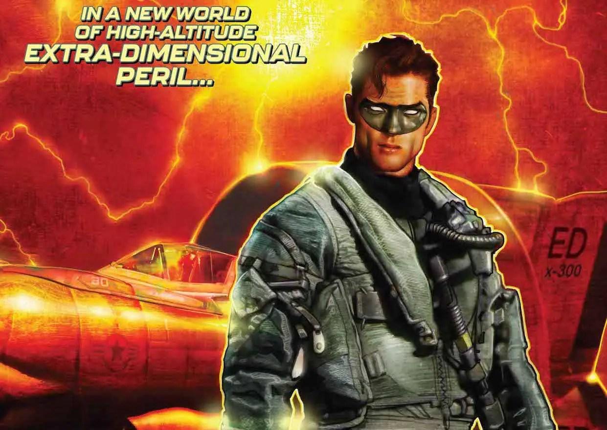 'Green Lantern Season 2' #3 review: Jaw-dropping art and surreal storytelling