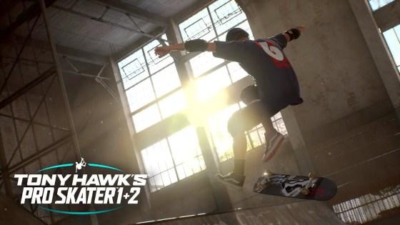 Tony Hawk's Pro Skater 1+2 Remaster