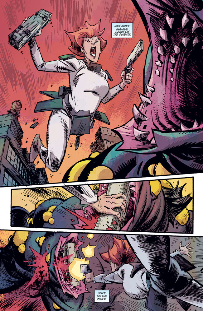 Big Girls #1 - Image Comics