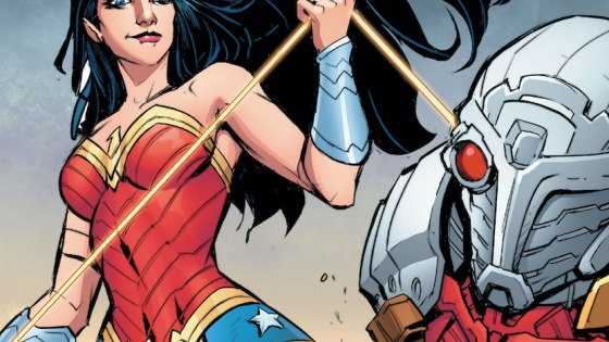 Steve Trevor finds himself in over his head while trying to help Wonder Woman on a mission.