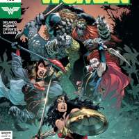 DC Preview: Wonder Woman #756