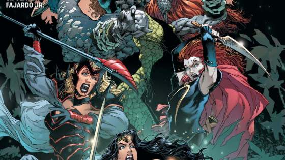 Can anyone stop Warmaster from delivering ultimate vengeance upon Wonder Woman's family?