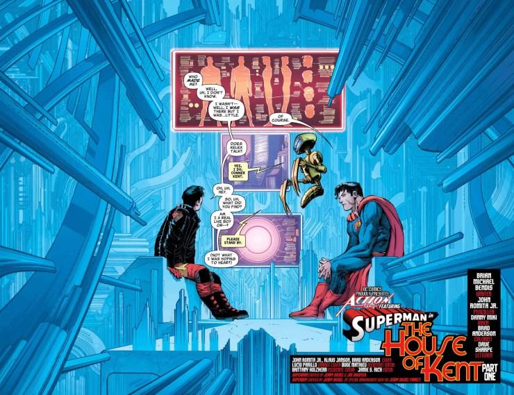'Action Comics' #1022 review