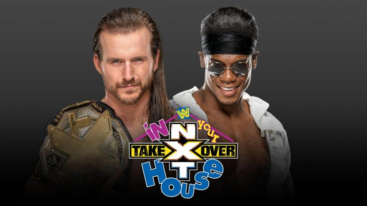 NXT TakeOver: In Your House - Adam Cole vs. Velveteen Dream