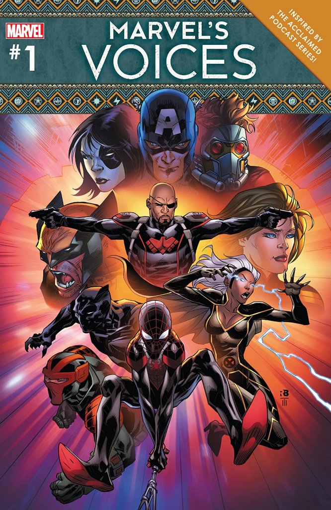 Now free on Marvel Unlimited