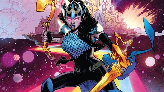 'Valkyrie: Jane Foster Vol. 2: At the End of All Things' review