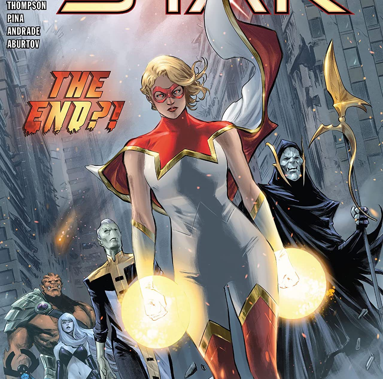 'Star' #5 review: an intriguing take on the superhero