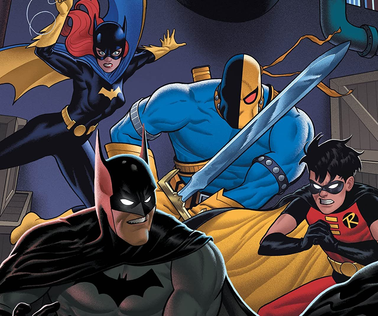 Batman: The Adventures Continue #6