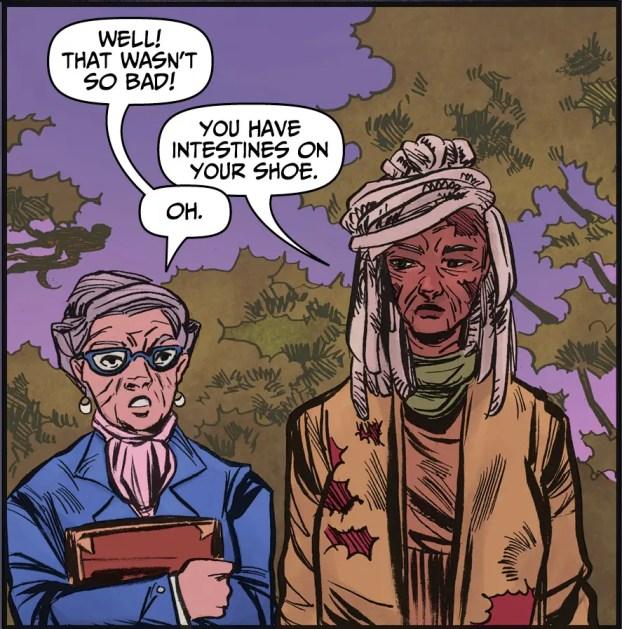AHOY Comics' Ash & Thorn
