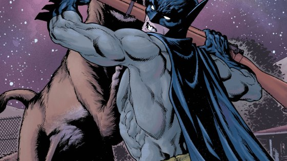 """Batman: Gotham Nights features the story """"The Scent of Scorn."""""""