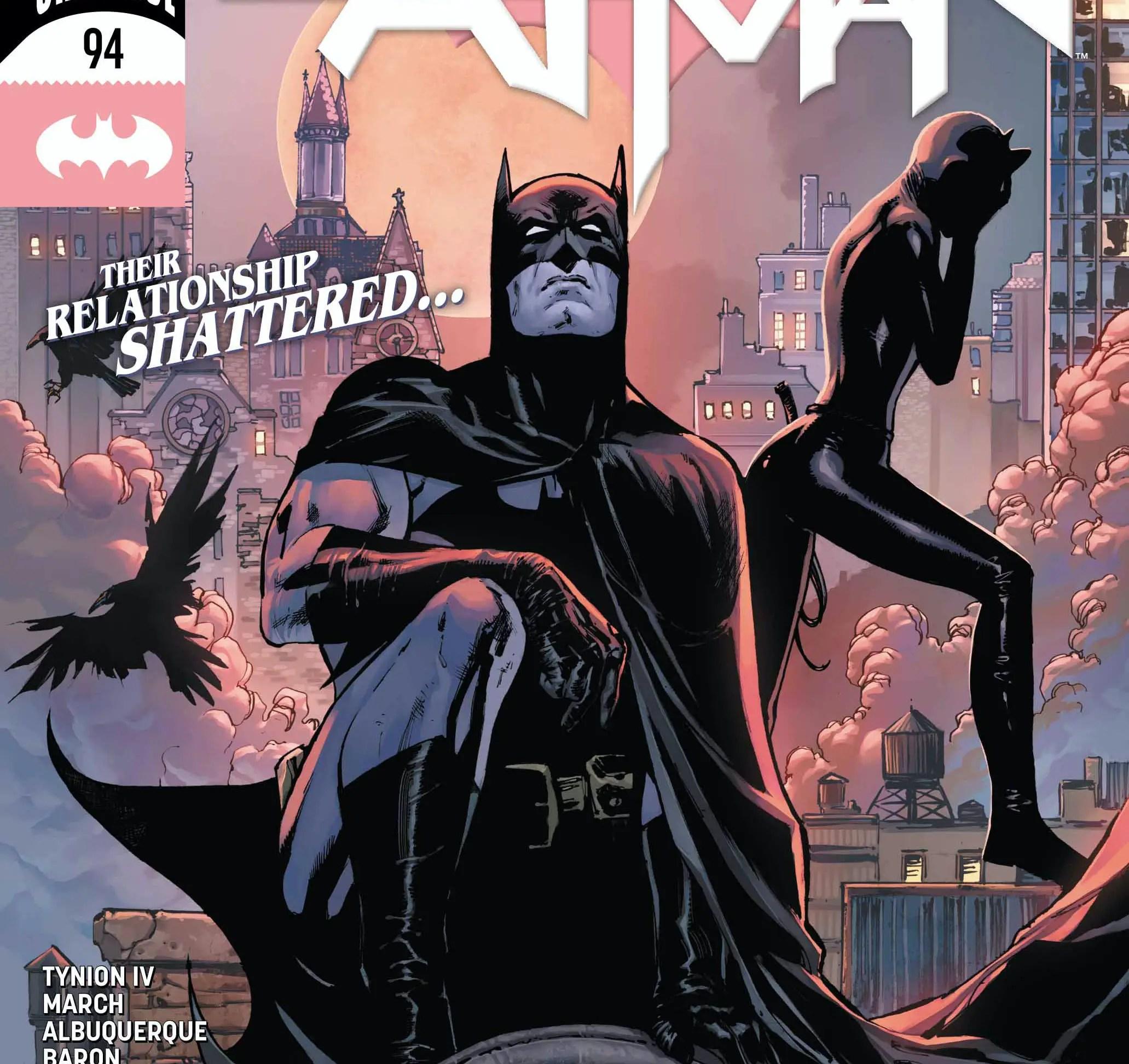 'Batman' #94 review: an interesting psychological reveal