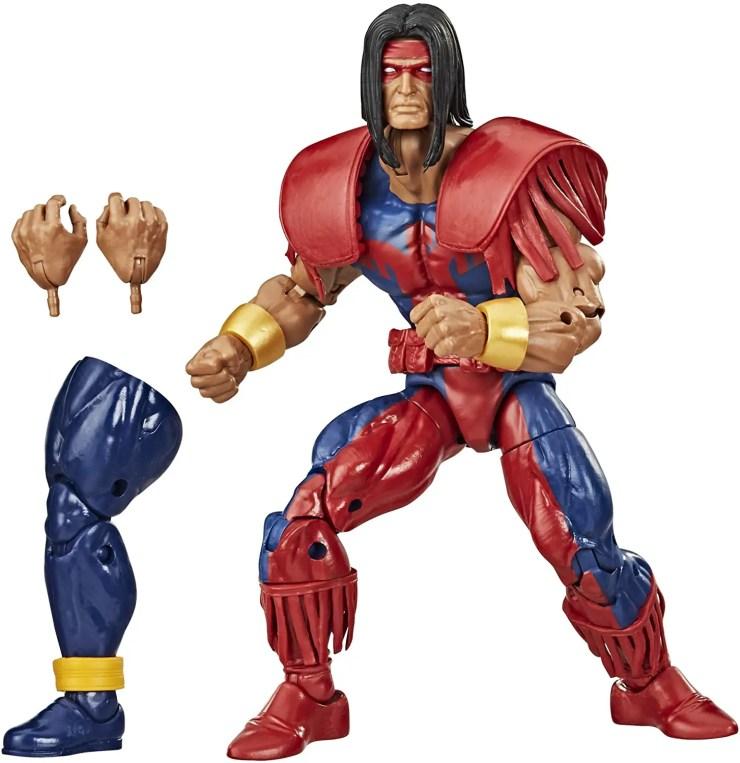 Marvel Legends Warpath