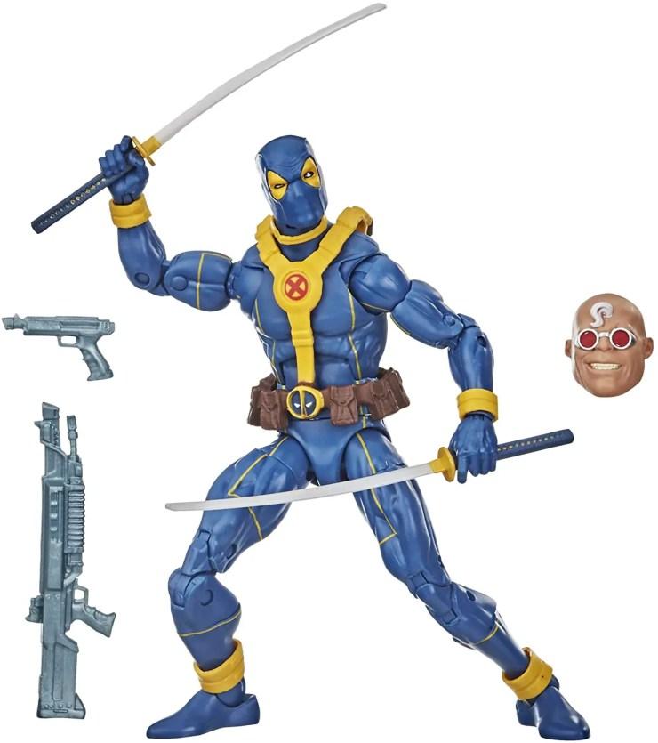 Marvel Legends X-Men/Blue Deadpool