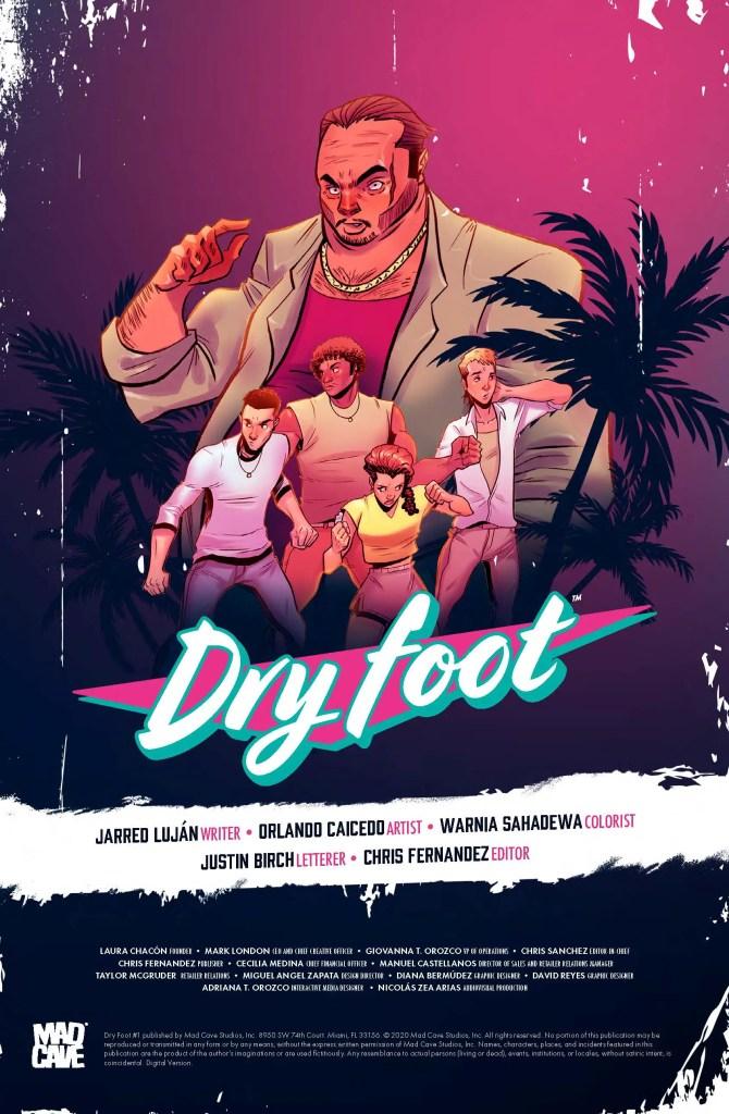 Dry Foot #1