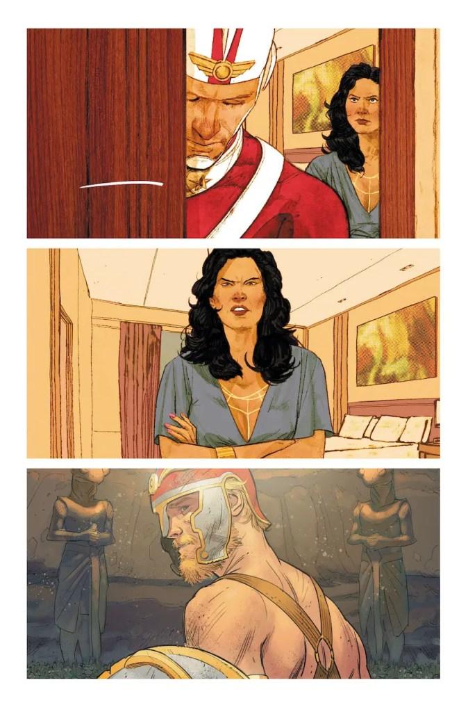 DC First Look: Strange Adventures #3