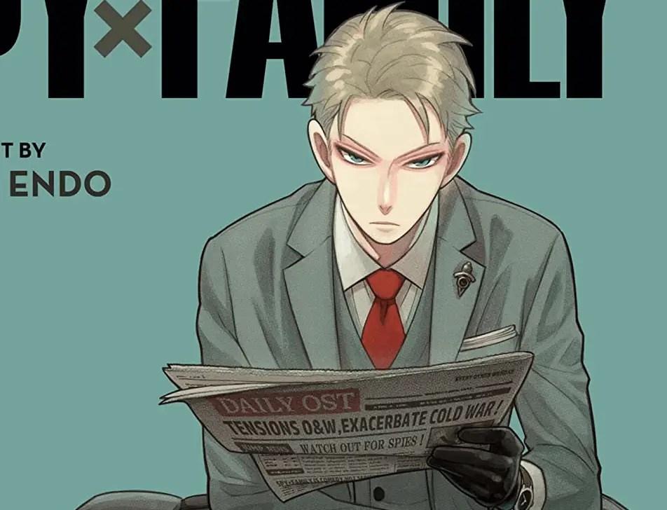Spy X Family Vol. 1 Closer