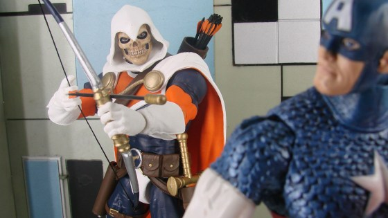 Marvel Select Taskmaster