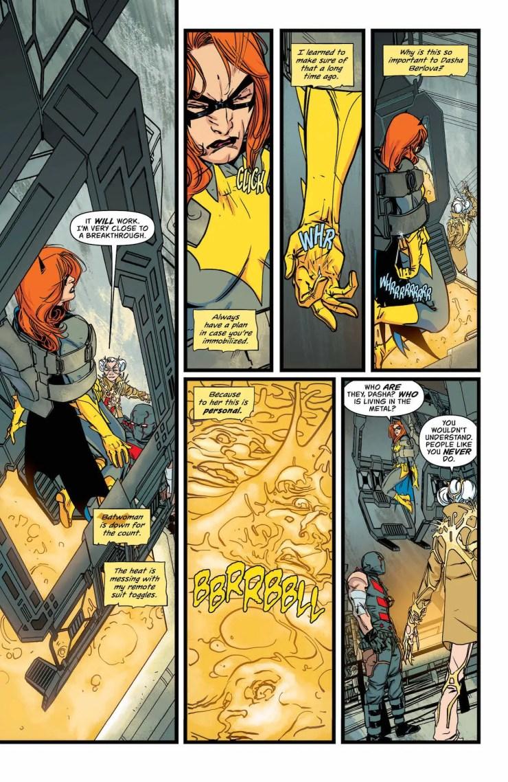 DC Preview: Batgirl #46