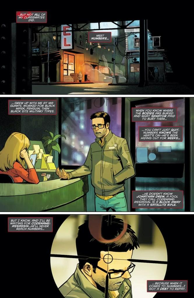 DC Preview: Batman: Gotham Nights #11