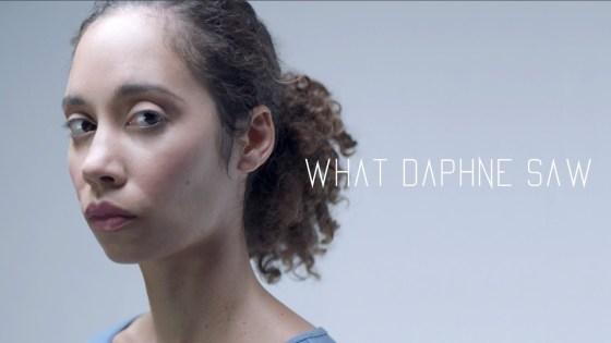 'What Daphne Saw' is a timely short.