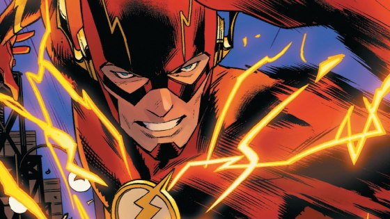 Can a superhero showdown with the villainous Tar Pit show Barry the best side of the parade or will the day be ruined?