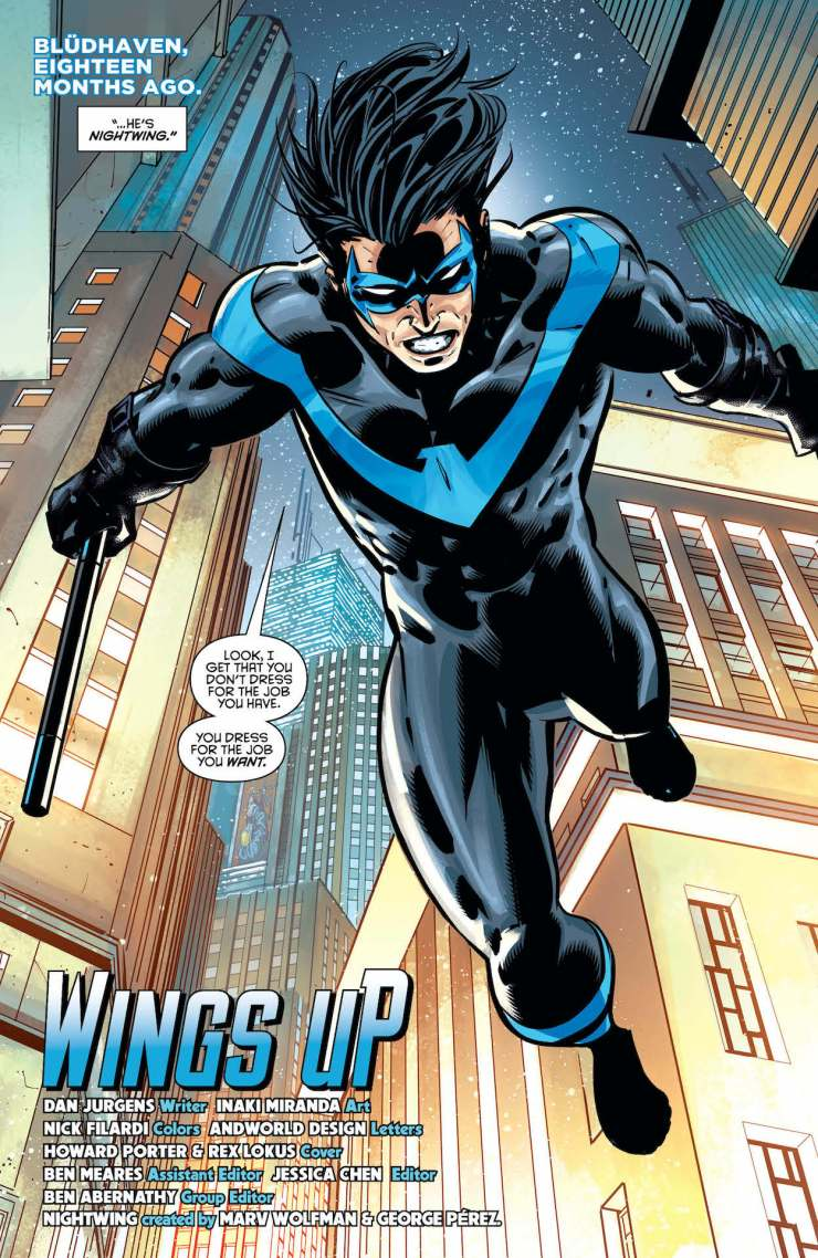 DC Preview: Nightwing Annual #3