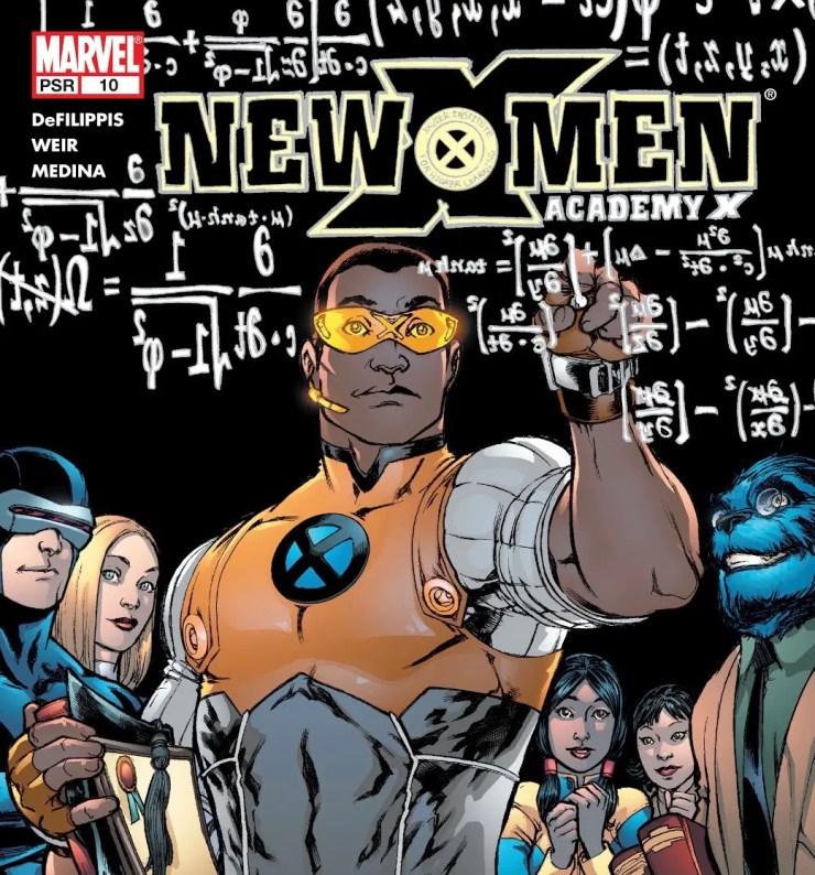 X-Men Monday #62 - Creator Spotlight: Artist Ray-Anthony Height