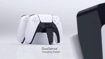 PS5 Console - charging station