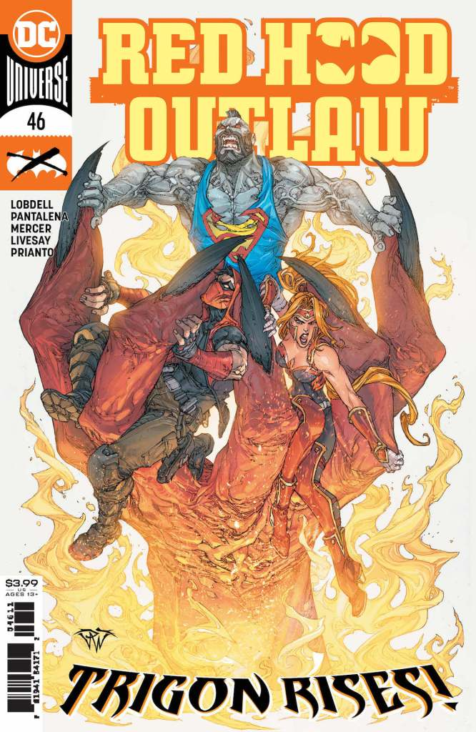 DC Preview: Red Hood: Outlaw #46
